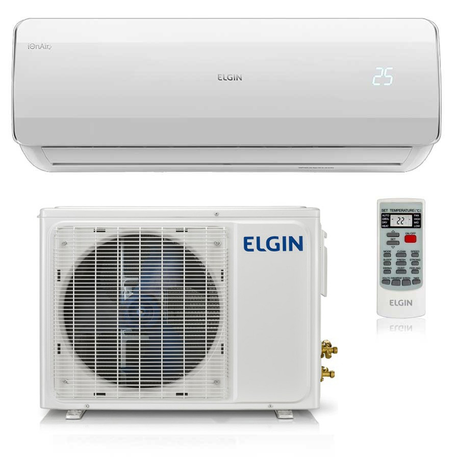 AR CONDICIONADO-ELGIN-ECO-POWER-12000-BTU-FRIO-220V