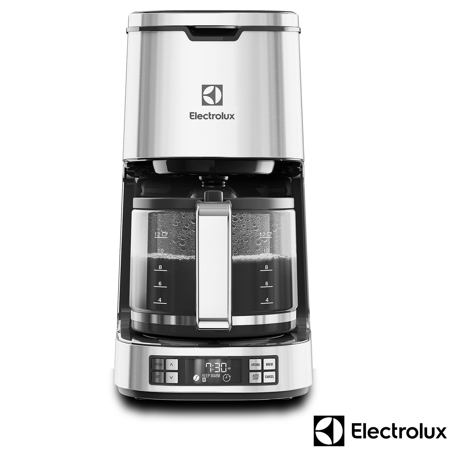 Cafeteira Expressionist Collection Electrolux Display LCD Programável CMP50 220V